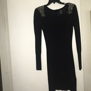 Guess beaded detailed dress
